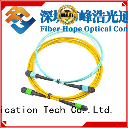 Fiber Hope breakout cable communication industry