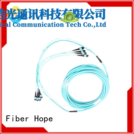 Fiber Hope best price fiber optic patch cord popular with FTTx