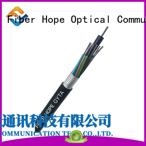 waterproof fiber cable types best choise for networks interconnection