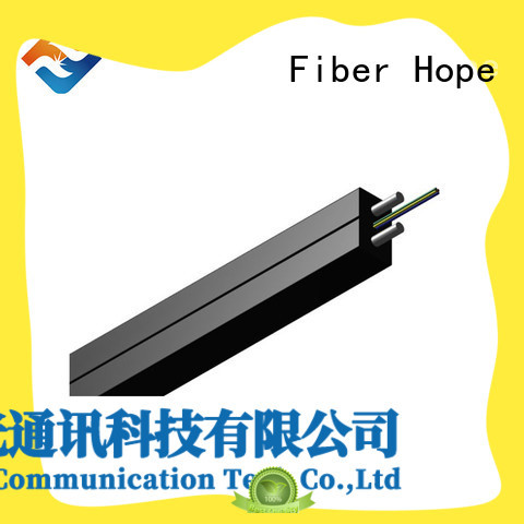 Fiber Hope light weight ftth cable price network transmission