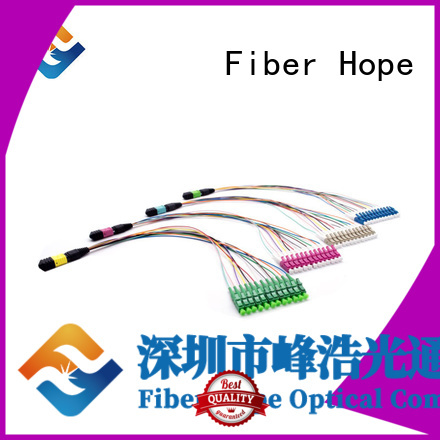 Fiber Hope high performance mtp mpo popular with communication systems