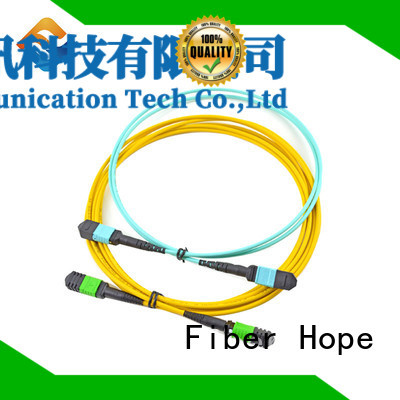 Fiber Hope good quality fiber patch panel popular with communication industry