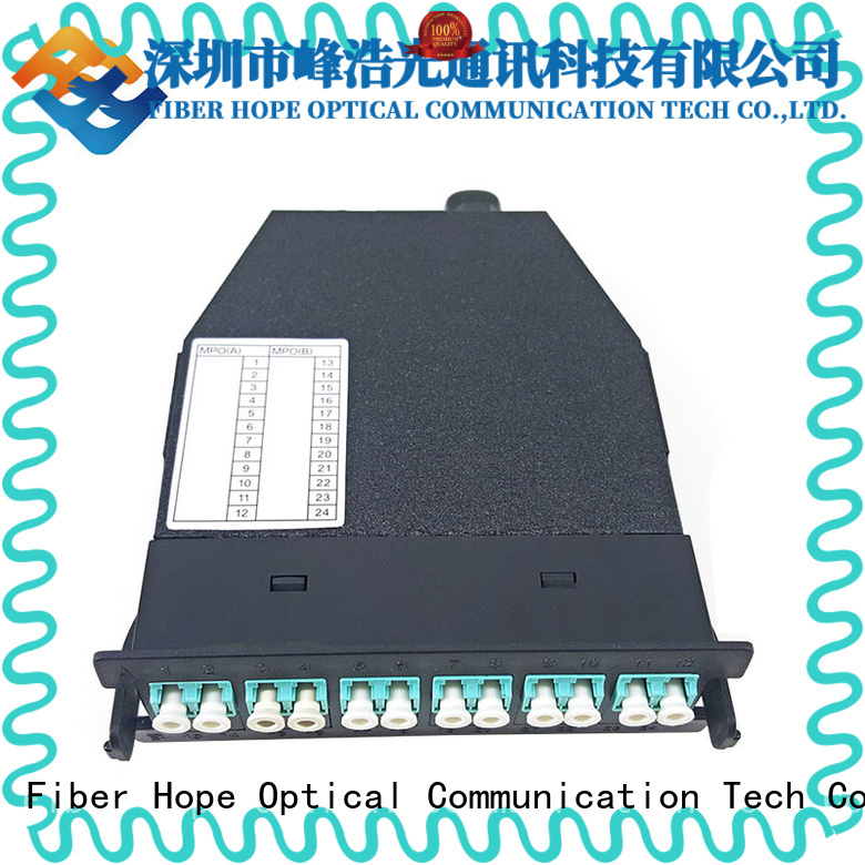 Fiber Hope mpo cable popular with WANs