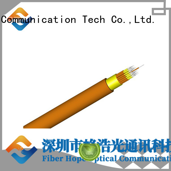 Fiber Hope indoor cable excellent for switches