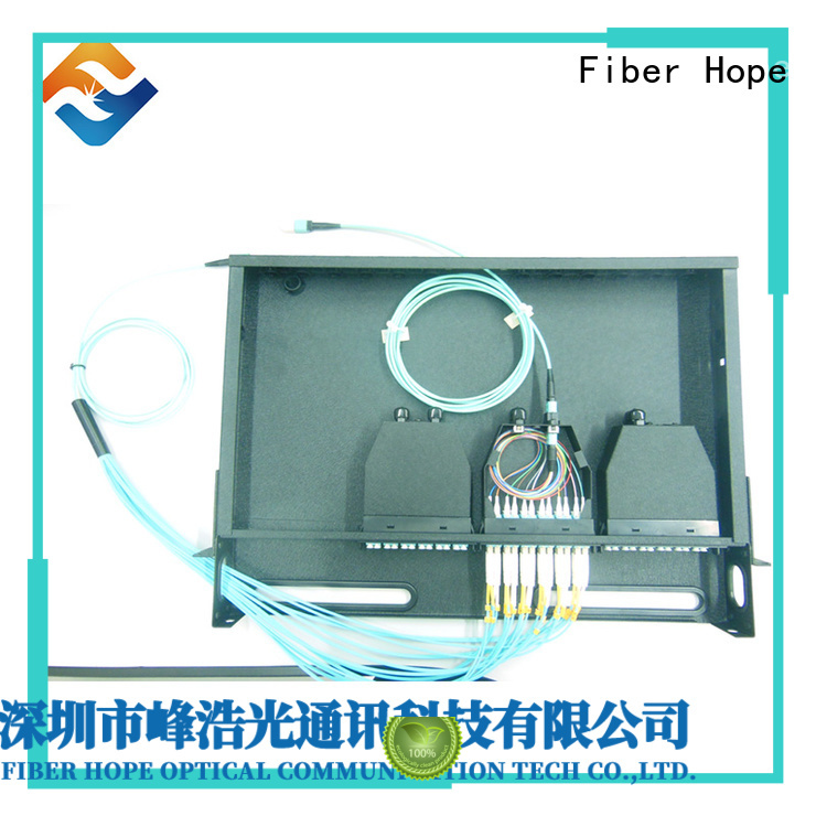 Fiber Hope high performance cable assembly popular with networks