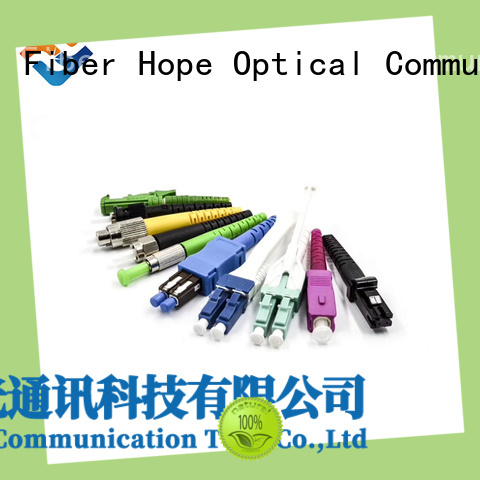 cable assembly cost effective communication industry Fiber Hope