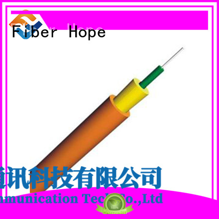 clear signal indoor fiber optic cable good choise for computers