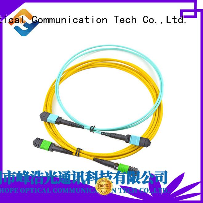 Fiber Hope fiber optic patch cord networks