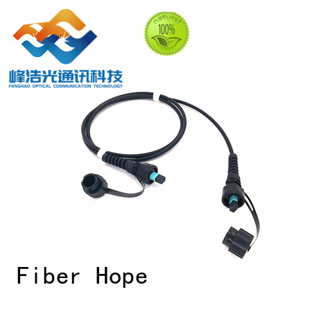 Fiber Hope trunk cable widely applied for communication systems