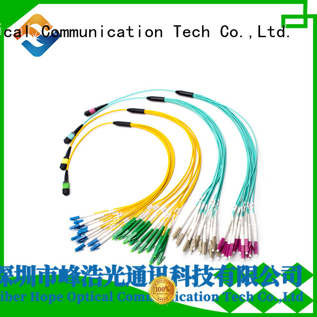 Fiber Hope harness cable cost effective communication systems