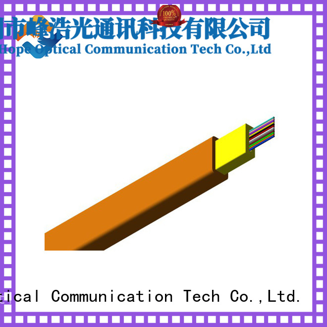 clear signal optical cable communication equipment