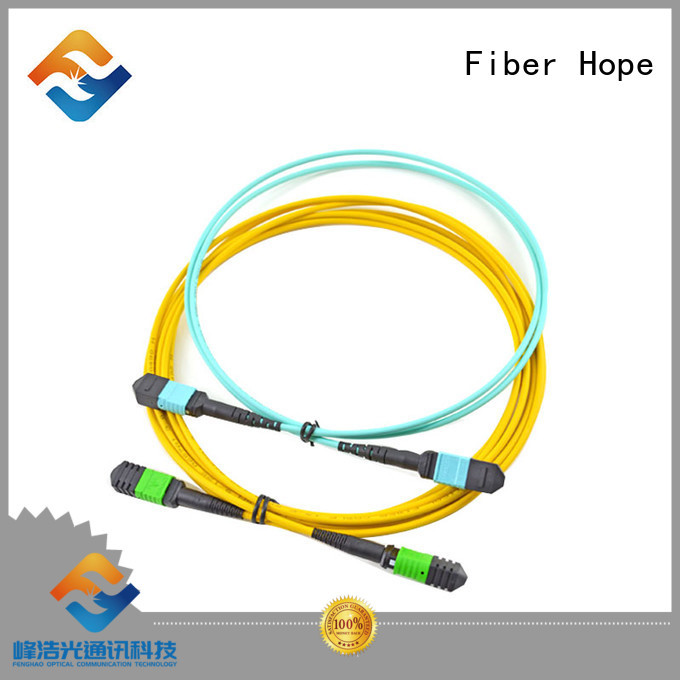 Fiber Hope Patchcord used for FTTx