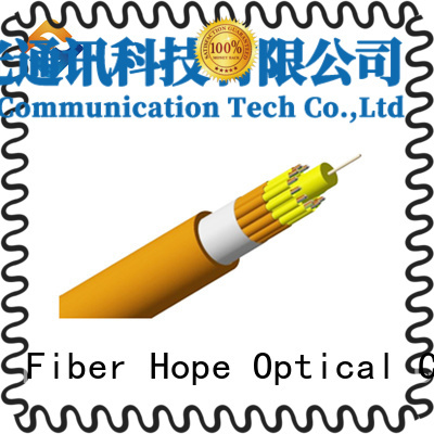 Fiber Hope economical 12 core fiber optic cable suitable for switches