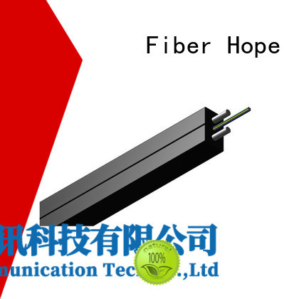 environmentally friendly fiber drop cable suitable for user wiring for FTTH