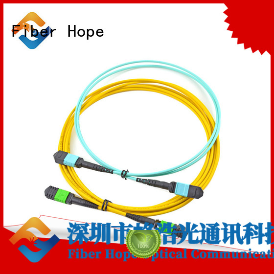 Fiber Hope good quality mpo cable FTTx