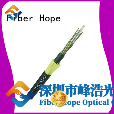 Fiber Hope trunk cable used for communication industry
