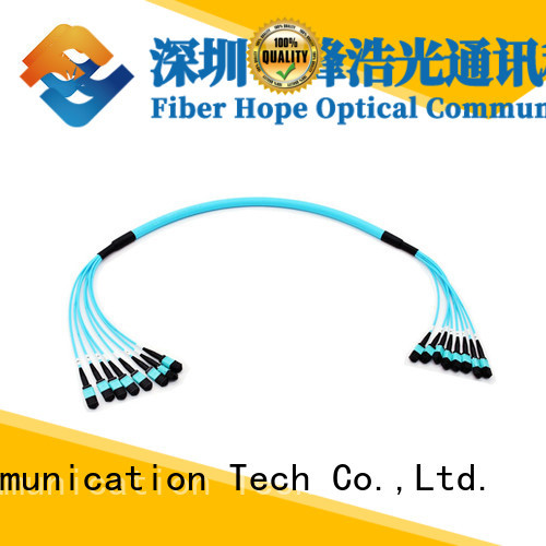 Fiber Hope fiber patch panel cost effective basic industry