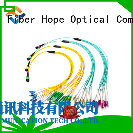 efficient fiber pigtail widely applied for basic industry