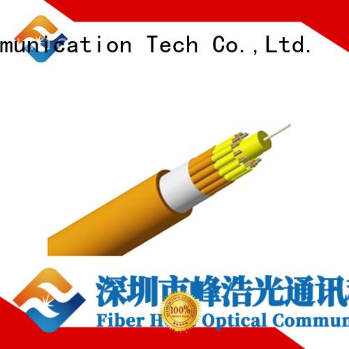 Fiber Hope indoor fiber optic cable suitable for transfer information