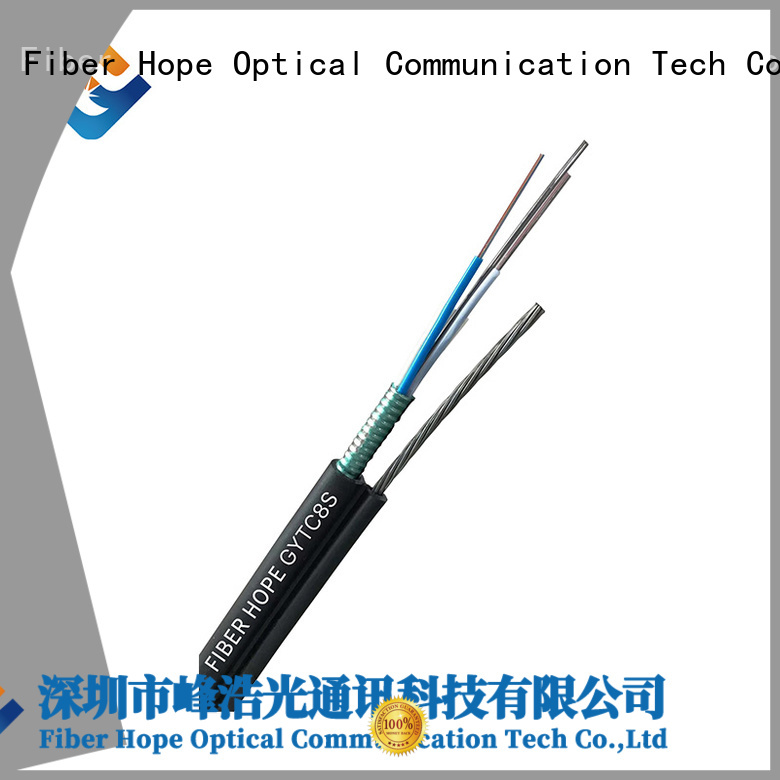 armoured cable outdoor oustanding for networks interconnection Fiber Hope