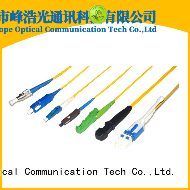 Fiber Hope Patchcord popular with FTTx