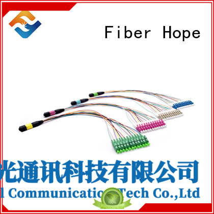 mtp mpo fiber widely applied for communication industry