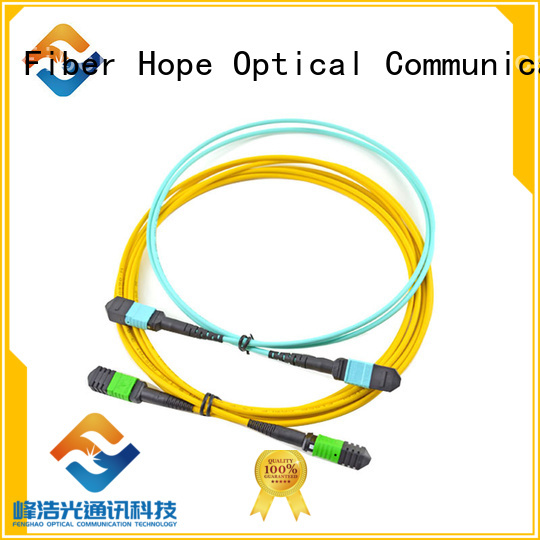 Fiber Hope best price Patchcord popular with LANs