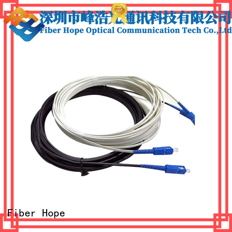 Fiber Hope mpo cable popular with LANs