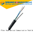 thick protective layeroutdoor fiber cable good fornetworks interconnection
