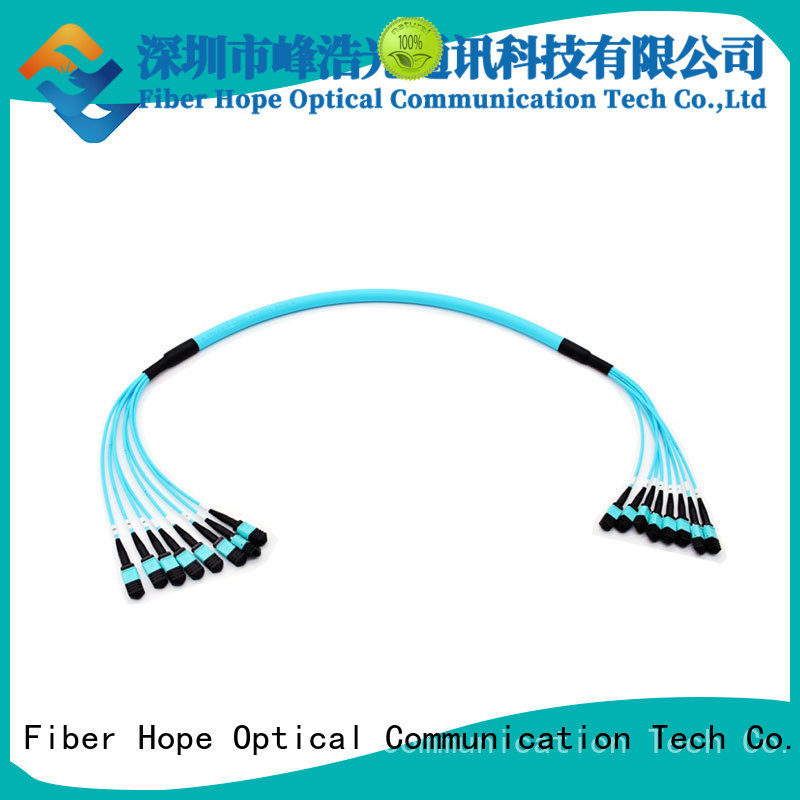 Fiber Hope breakout cable cost effective communication industry