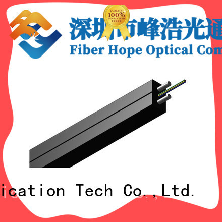 Fiber Hope easy opertaion ftth drop cable indoor wiring