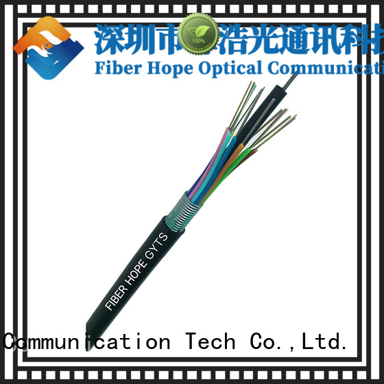 high tensile strength fiber cable types ideal for outdoor