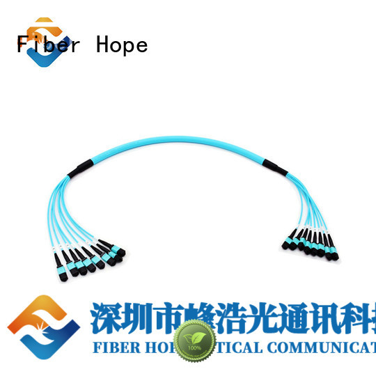 Fiber Hope best price fiber optic patch cord basic industry