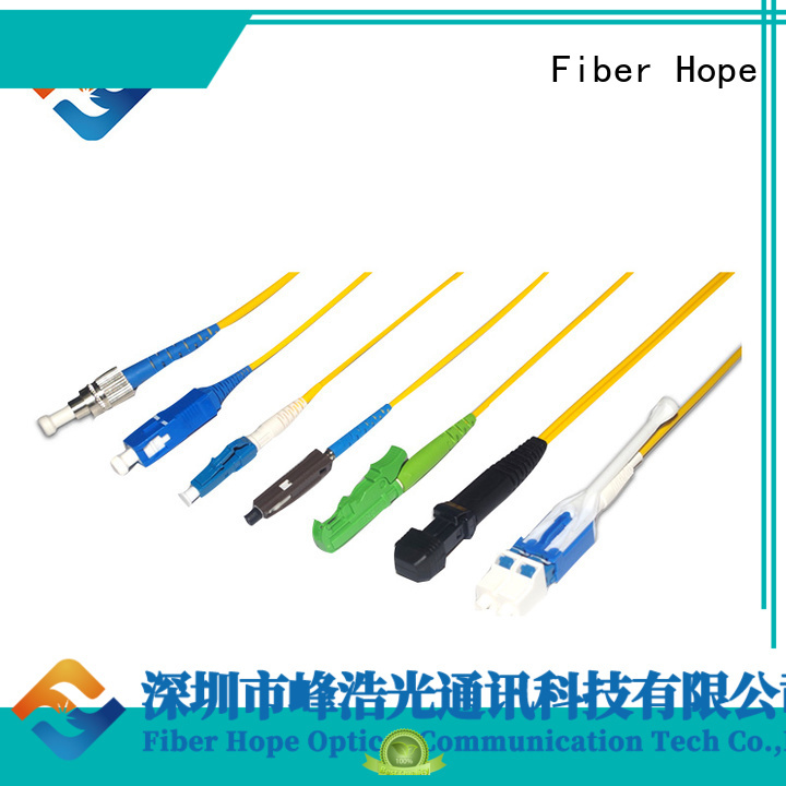 Fiber Hope mpo connector networks