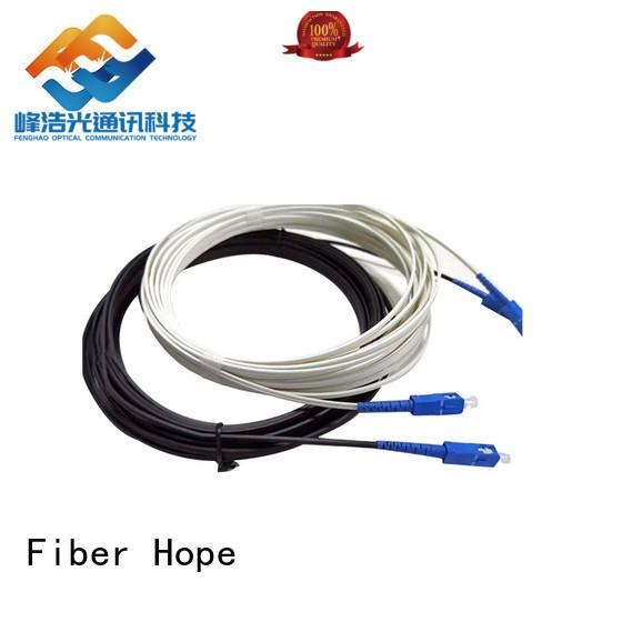 Fiber Hope good quality fiber pigtail LANs