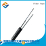 thick protective layer outdoor fiber cable best choise for outdoor