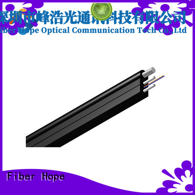 ftth fiber optic cable building incoming optical cables Fiber Hope