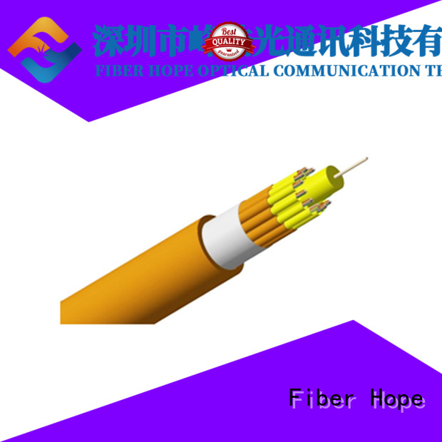 Fiber Hope economical indoor cable good choise for computers
