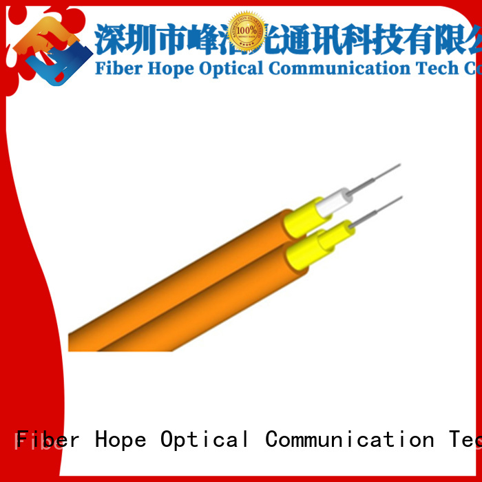 Fiber Hope 12 core fiber optic cable switches