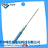 thick protective layer outdoor fiber patch cable good for networks interconnection