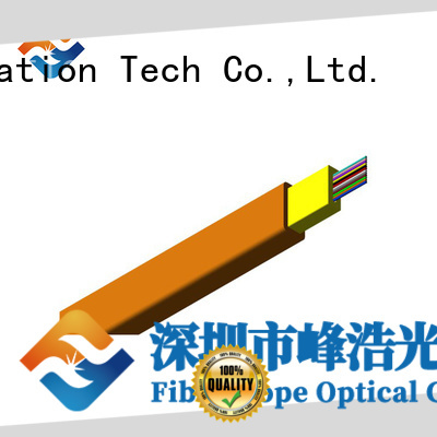 Fiber Hope optical cable good choise for indoor