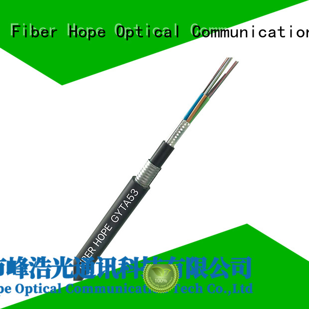outdoor fiber optic cable ideal for outdoor Fiber Hope