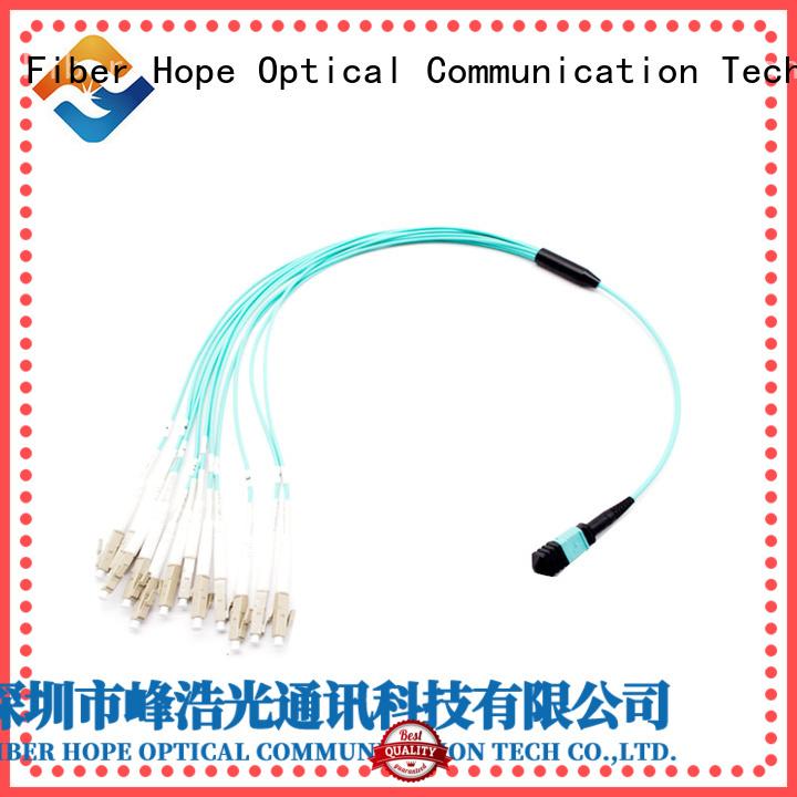 Fiber Hope fiber patch panel used for FTTx