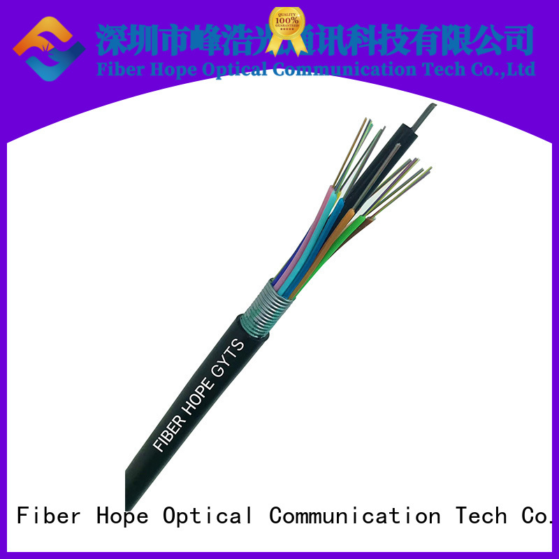 thick protective layer outdoor cable ideal for networks interconnection