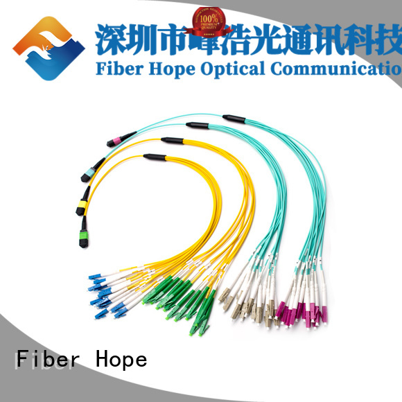 fiber patch cord cost effective communication systems