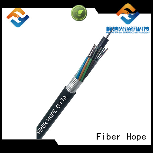 armoured cable outdoor good for networks interconnection