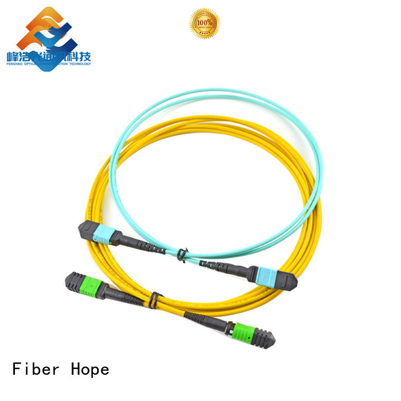 Fiber Hope best price mpo connector basic industry