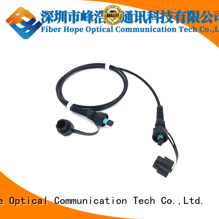 Fiber Hope mpo cable cost effective networks