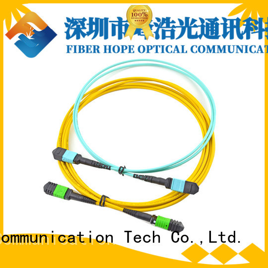 breakout cable cost effective LANs Fiber Hope