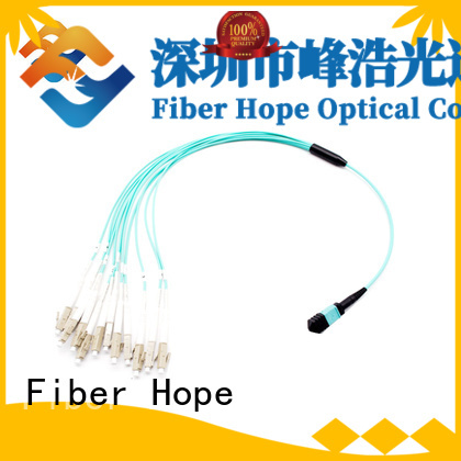 Fiber Hope trunk cable used for basic industry
